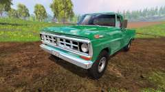 Ford F-100 1970 4x4