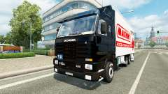 Scania 143M BDF para Euro Truck Simulator 2