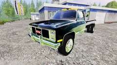 GMC 3500 1986 [flatbed]
