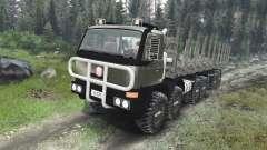 Tatra Terrno 12x12 [03.03.16] para Spin Tires