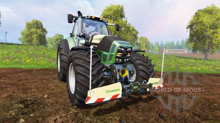 Deutz-Fahr Agrotron 7250 Warrior v8.0 para Farming Simulator 2015
