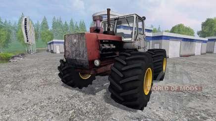 T-150 UI para Farming Simulator 2015