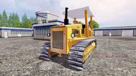 Caterpillar D4E para Farming Simulator 2015