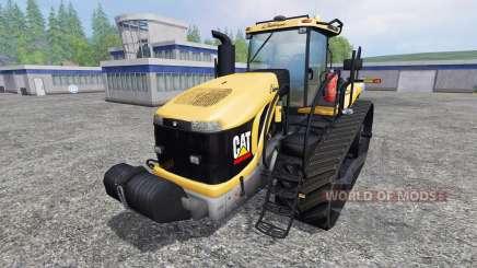 Caterpillar Challenger MT865B v1.1 para Farming Simulator 2015