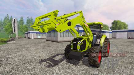 CLAAS Arion 650 FL [ensemble] para Farming Simulator 2015