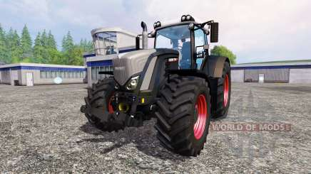 Fendt 927 Vario [black series] para Farming Simulator 2015