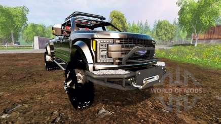 Ford F-450 2017 [custom][fix] para Farming Simulator 2015
