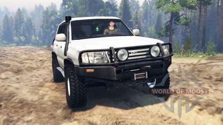 Toyota Land Cruiser 105 [03.03.16] para Spin Tires