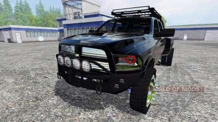 Dodge Ram para Farming Simulator 2015