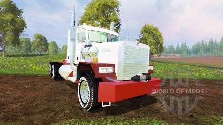 Kenworth C500M v1.1 para Farming Simulator 2015