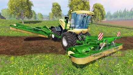 Krone Big M 500 [23,5m] para Farming Simulator 2015