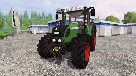 Fendt 312 Vario TMS FL [washable] para Farming Simulator 2015