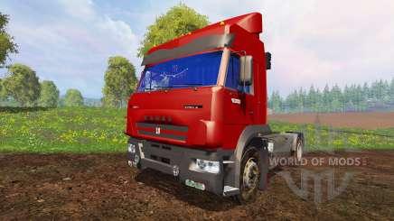 KamAZ-5460М v2.0 para Farming Simulator 2015