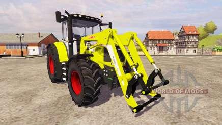 CLAAS Arion 640 FL v2.0 para Farming Simulator 2013