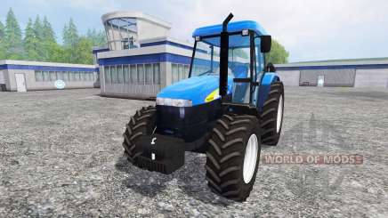 New Holland TD 5050 para Farming Simulator 2015