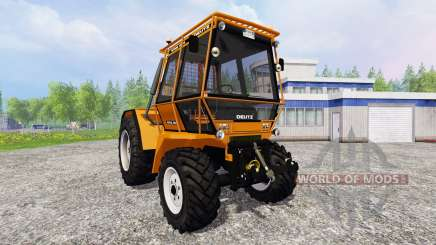 Deutz-Fahr Intrac 2004 [forestry] para Farming Simulator 2015