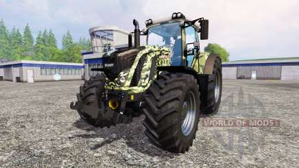 Fendt 927 Vario [camouflage] para Farming Simulator 2015