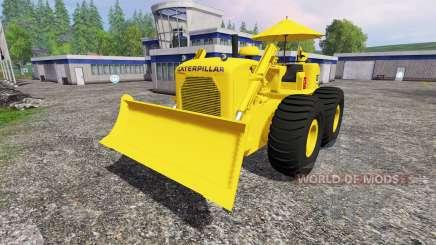 Caterpillar DW6 para Farming Simulator 2015