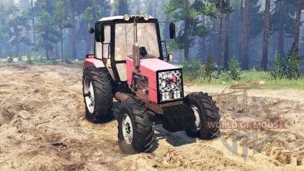 MTZ-1221 Belarús v14.04.16 para Spin Tires