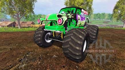 Grave Digger para Farming Simulator 2015