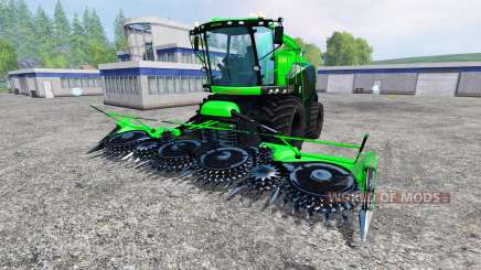 CLAAS Jaguar 870 [multicolor multifruit] v3.1 para Farming Simulator 2015