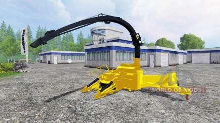 Celikel Sirali 2 plus para Farming Simulator 2015