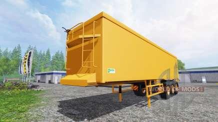 Kroger SRB 35 para Farming Simulator 2015