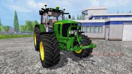 John Deere 7430 Premium v2.0 para Farming Simulator 2015