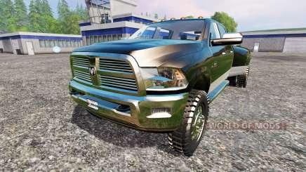 Dodge Ram 3500 v2.0 para Farming Simulator 2015