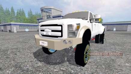 Ford F-450 4x4 2013 para Farming Simulator 2015