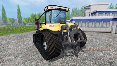 Caterpillar Challenger MT865B para Farming Simulator 2015