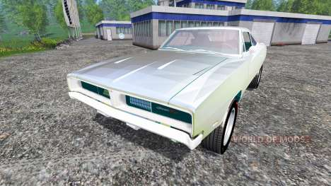 Dodge Charger RT para Farming Simulator 2015
