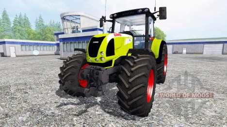CLAAS Arion 620 para Farming Simulator 2015