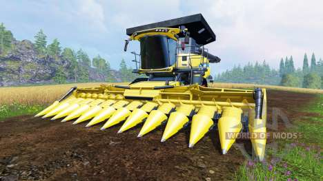 New Holland CR10.90 v4.0 para Farming Simulator 2015