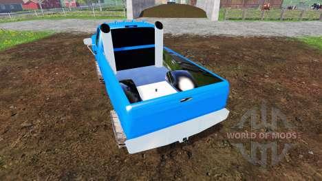 Ford F-150 v2.0 para Farming Simulator 2015