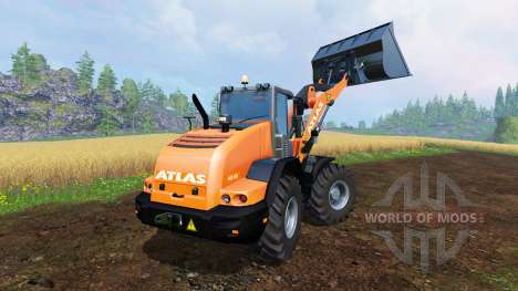 ATLAS AR80 para Farming Simulator 2015