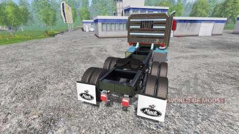 Mack Granite v2.0 para Farming Simulator 2015