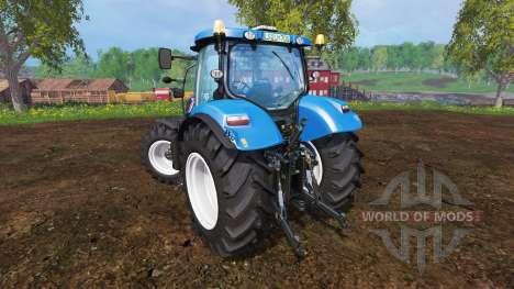 New Holland T7.200 para Farming Simulator 2015