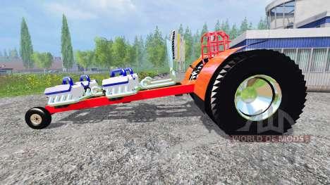 Puller Powerstoke para Farming Simulator 2015