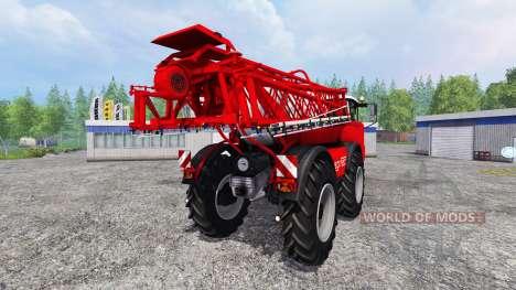 Agrifac Condor ll para Farming Simulator 2015