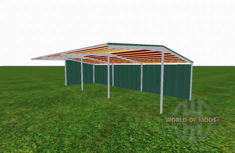 La v2 del dosel.1 para Farming Simulator 2015