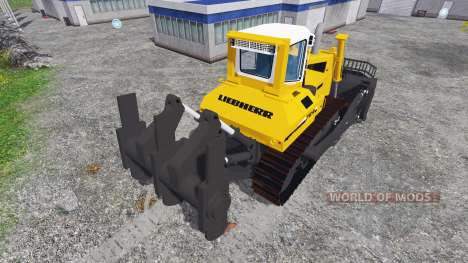 Liebherr PR 764 para Farming Simulator 2015