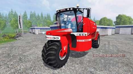 Vervaet Hydro Trike para Farming Simulator 2015