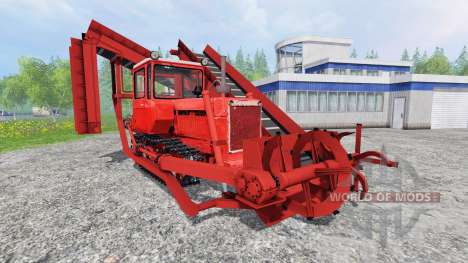 DT-75 [PND-250] para Farming Simulator 2015