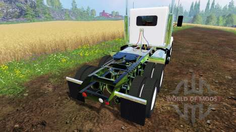 Kenworth T600 para Farming Simulator 2015