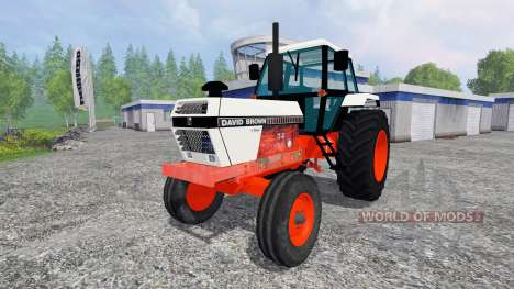 David Brown 1490 2WD para Farming Simulator 2015