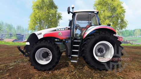 Case IH Magnum CVX 340 v2.0 para Farming Simulator 2015