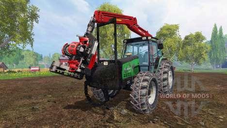 Valtra Valmet 6600 [forest washable] para Farming Simulator 2015