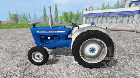 Ford 3000 para Farming Simulator 2015