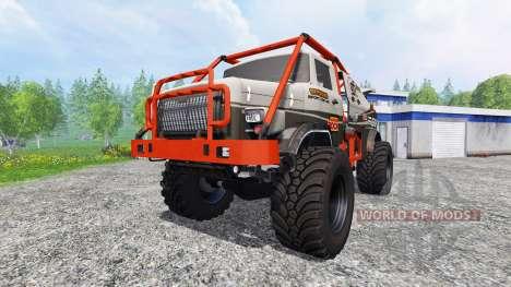 Ural Carrera para Farming Simulator 2015